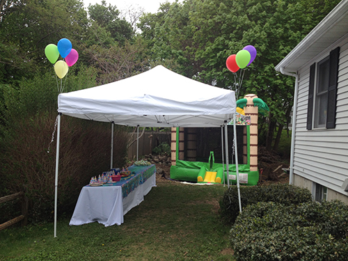Merveilleux Kids Birthday Party Rental Marblehead MA
