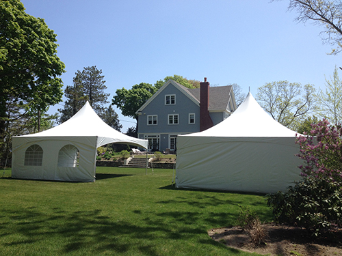 Marblehead Tent::Event & Party Rentals Gallery Page: Serving