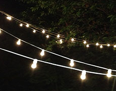 Marblehead Tent::Event & Party Rentals Provides Party Lighting Rentals including Tent Lights ...