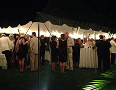 String Lights & Marblehead Tent::Event u0026 Party Rentals Provides Party Lighting ...